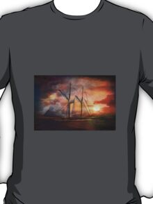 Singing sails...... T-Shirt