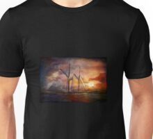 Singing sails...... Unisex T-Shirt