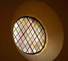 Round Window by newbeltane