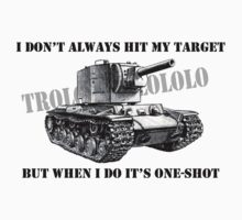 KV 2 troll by Holdfabor