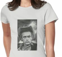 James Dean Womens Fitted T-Shirt