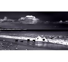 Bridlington Photographic Print
