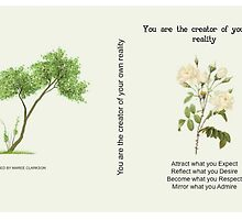 You are the creator by Maree  Clarkson