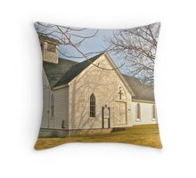St. Matthew's Anglican Throw Pillow
