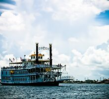Off the Shores of Galveston by Judylee