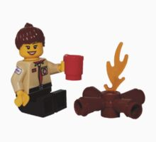 LEGO UK Scout Leader by Fire Kids Clothes