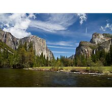 Yosemite Spring Photographic Print