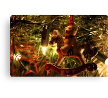 Christmas toy I Canvas Print