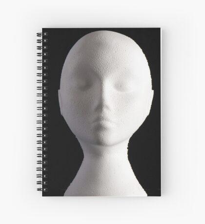 Vanilla Spiral Notebook