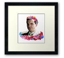 Blossom Jim Framed Print