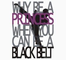 Why Be A Princess? by KRASH (Ashlee Fensand)