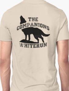 The companions of whiterun - Black Unisex T-Shirt