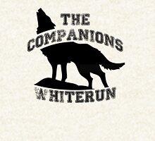 The companions of whiterun - Black Zipped Hoodie