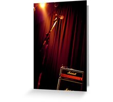 Ready to Rock ! Greeting Card