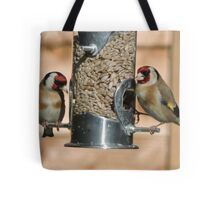 Goldfinch (British) Tote Bag