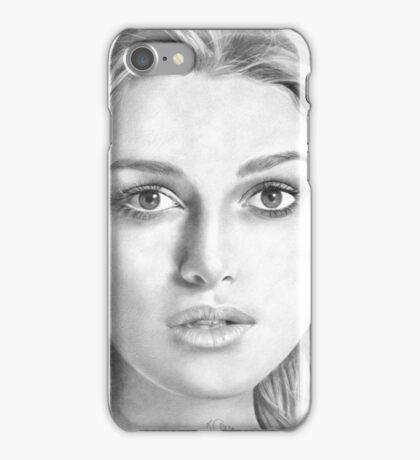 Keira Knightley iPhone Case/Skin