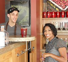 People at Work - Coffee Shop by Navigator