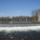 water dam by PaulusF