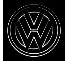 VW Symbolic Photographic Print