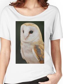 Barn Owl Women's Relaxed Fit T-Shirt