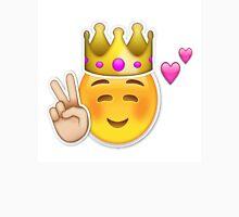 Queen/King Cute Emoji Unisex T-Shirt