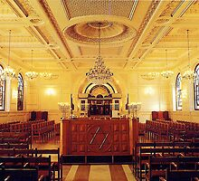 Beth El Synagogue, Casablanca by Shulie1