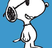 Snoopy by easyeye