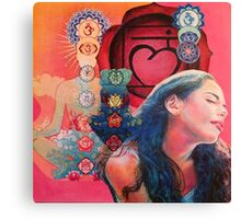 Chakra Root Canvas Print