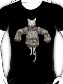 Sweater Puss T-Shirt T-Shirt