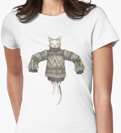 Sweater Puss T-Shirt T-Shirt