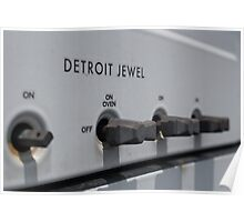 Detroit Jewel Poster