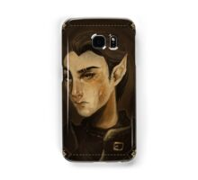 thief portrait Samsung Galaxy Case/Skin