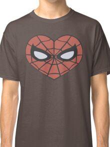 Spider-Man Heart T-Shirt Classic T-Shirt