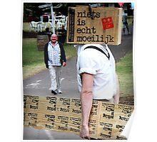 Adelaide Fringe 2014 Poster