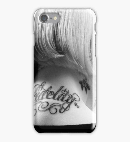 Tattoo You iPhone Case/Skin