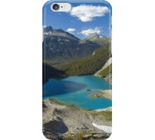 Autumn - Upper Joffre Lake, Joffre Lake Provincial Park, British Columbia, Canada iPhone Case/Skin