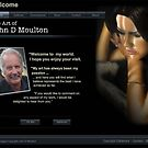 All New Website (01-2012) by John D Moulton