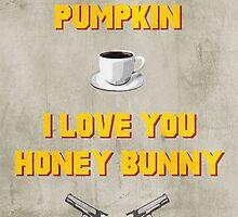 Pulp Fiction inspired valentine (1/2) by topshelf