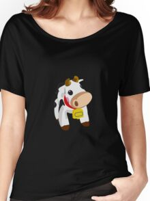 Cow Women's Relaxed Fit T-Shirt