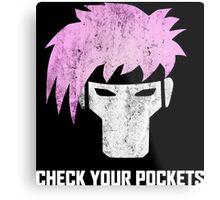 Gambit - Channing Tatum T Shirt - Comic Con 2015 Metal Print