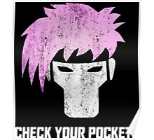 Gambit - Channing Tatum T Shirt - Comic Con 2015 Poster