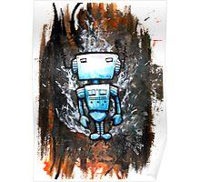 Random Robot Poster