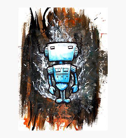 Random Robot Photographic Print