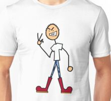 Skinhead Fred Unisex T-Shirt