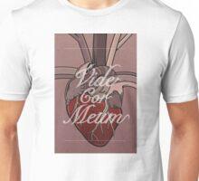Vide Cor Meum Unisex T-Shirt