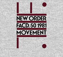 New Order - Movement. Factory 1981 Unisex T-Shirt