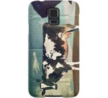 Surreal Bovine Atlas Samsung Galaxy Case/Skin