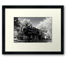 TH&B 103 Framed Print