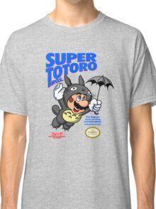 Super Totoro Bros Classic T-Shirt