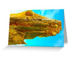 90 mile shipwreck - Trinculo series 9 Greeting Card